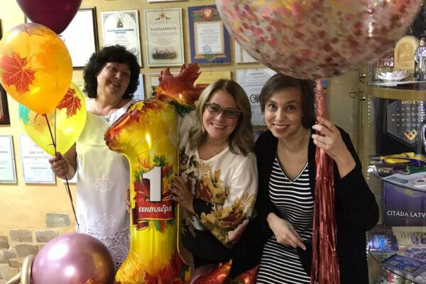 Театр-Студия НЕПОСЕДЫ поздравляют всех с новым учебным годом!