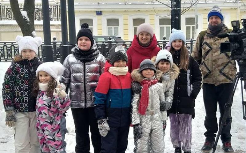 «Непоседы» для телеканала Москва 24